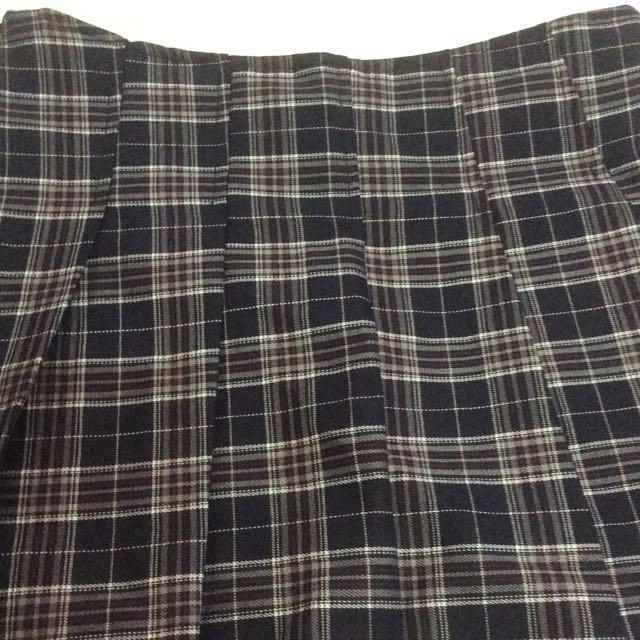 Korean Skirt Monochrome