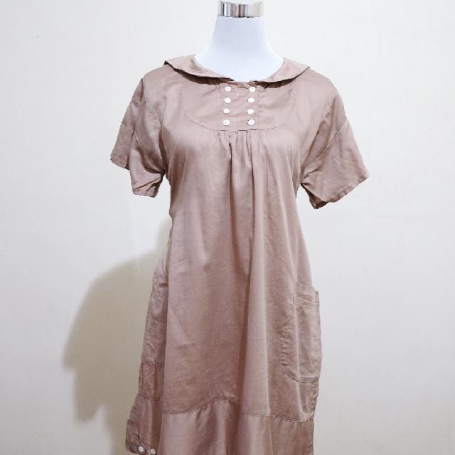 🍃Korean-inspired Dress