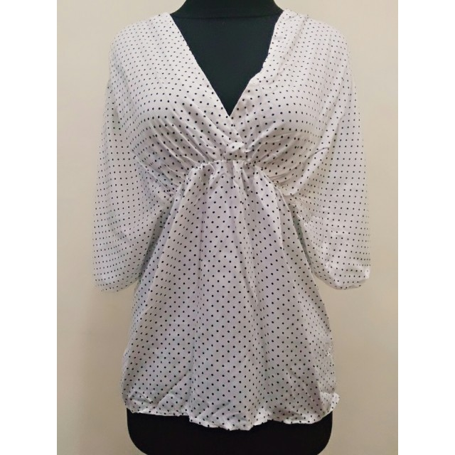 Little Polka Blouse