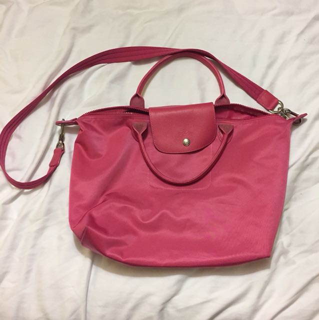 Longchamp Neo Hot Pink
