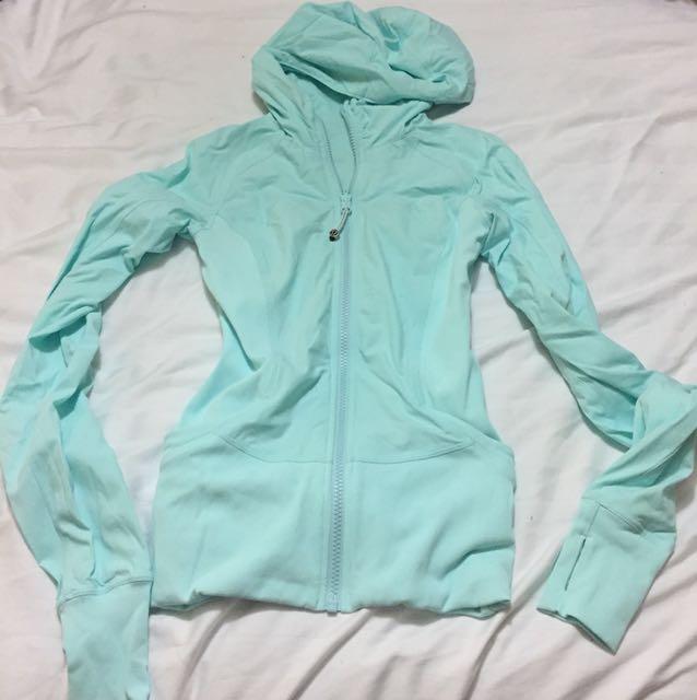 Lululemon size 2/4 jacket