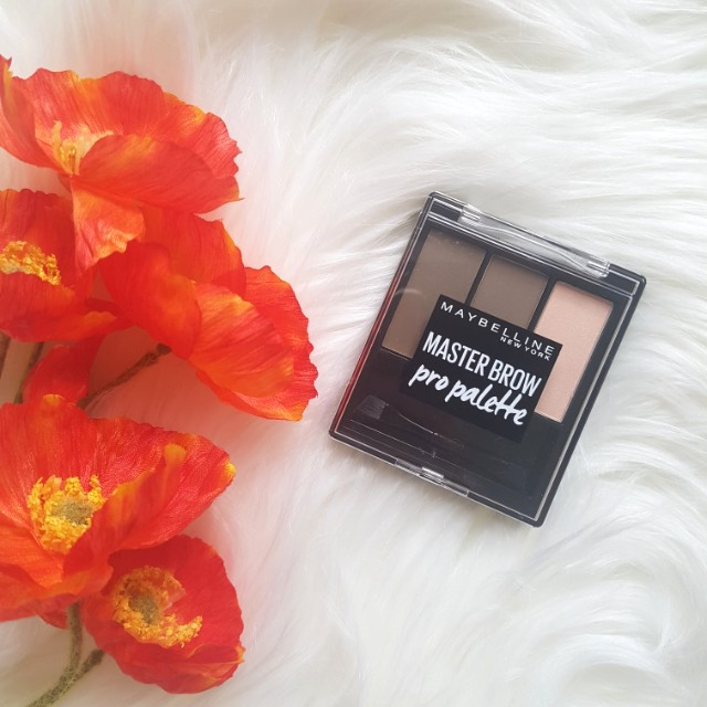 Maybelline Master Brow Pro Palette