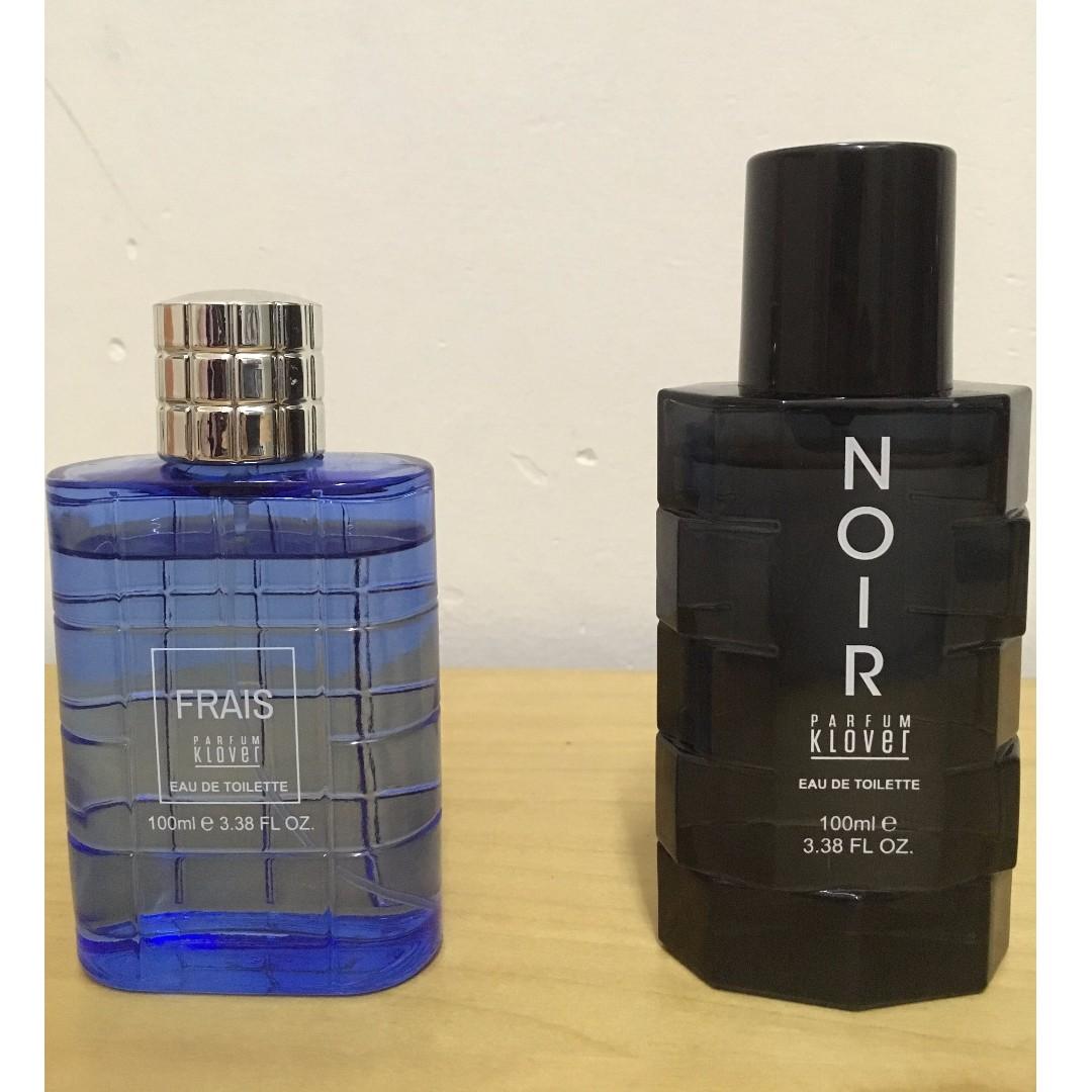 Mens Fragrance Klover Frais Noir Health Beauty Rogaine Foam 5 1 Botol Grooming On Carousell