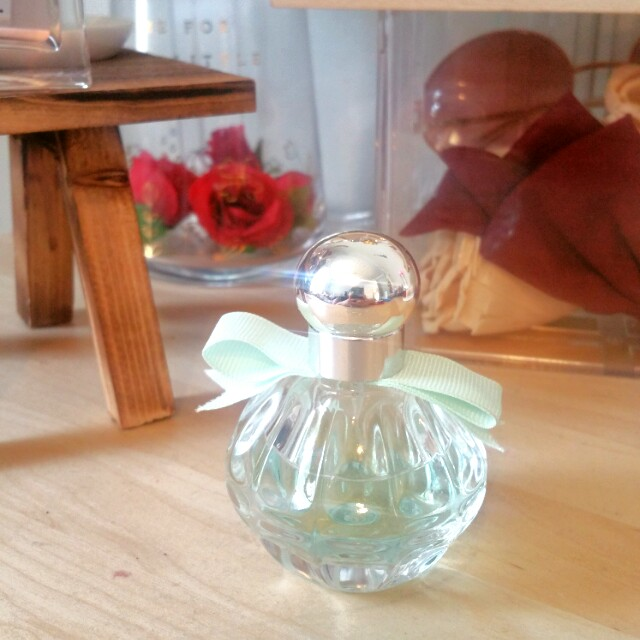 Miniso sweet melon and white floral perfume