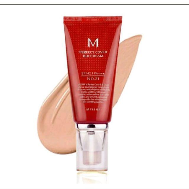 Mishha Perfect BB cream