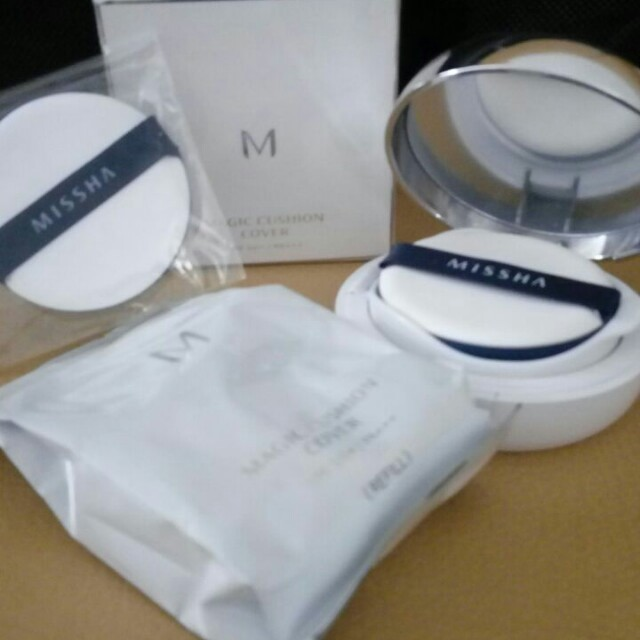 Missha M Magic Cushion Moisture #21 refill only