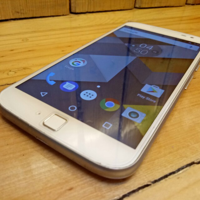 Motorola Moto G4 Plus 32GB 3GB ram White