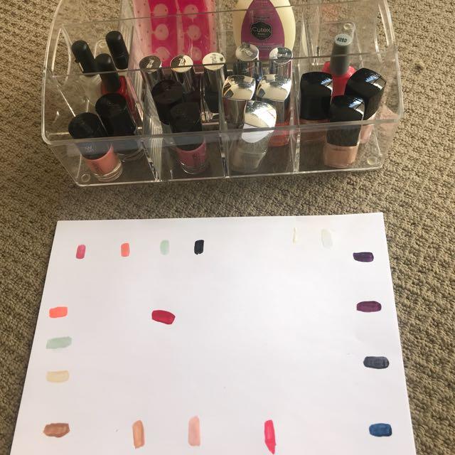 Nail polish set/bundle