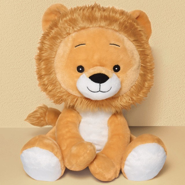 new! Rory the Lion