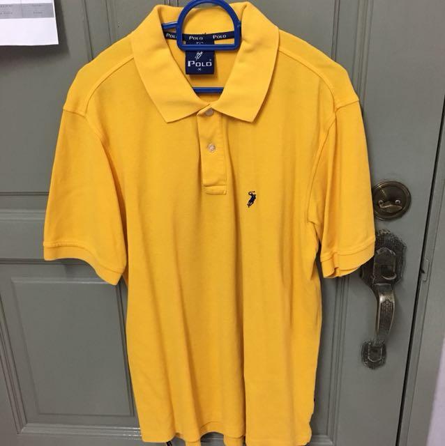 Original Yellow Polo Tee