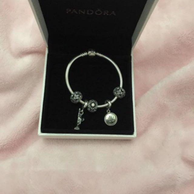 Pandora 17cm 真品