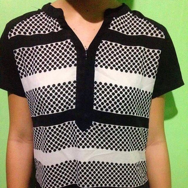 Paperdolls blouse