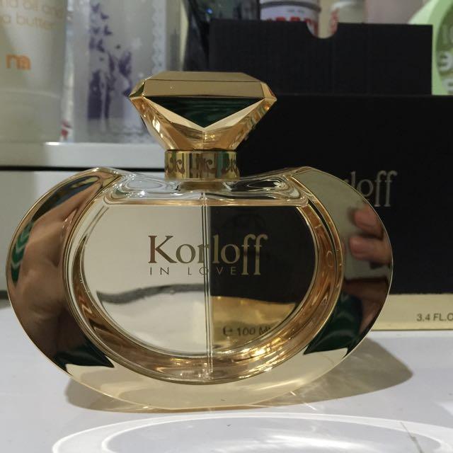 Parfum korloff ori