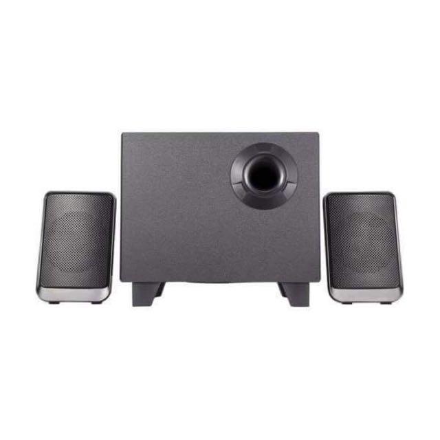 PC 2.1 Ch Speaker 🔊