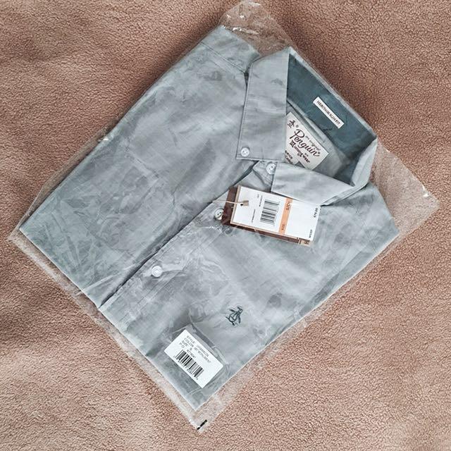 Penguin Slub Shirt