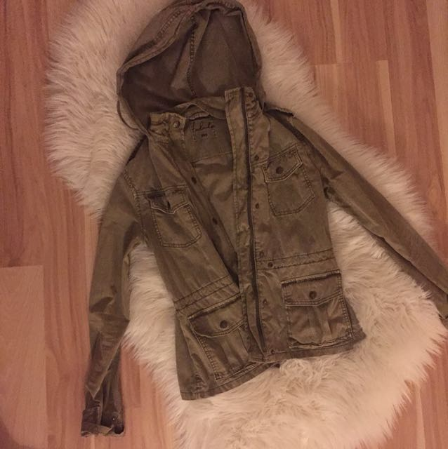 Perfect condition Talula cargo jacket