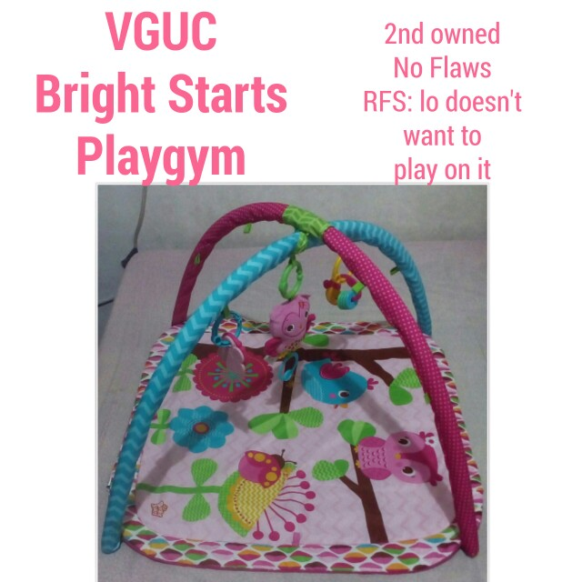 Pink Playgym