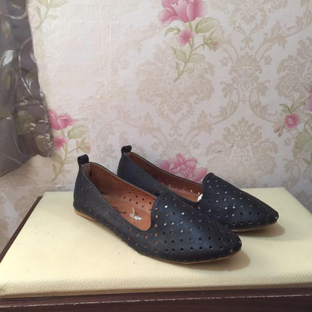 Plat shoes Black