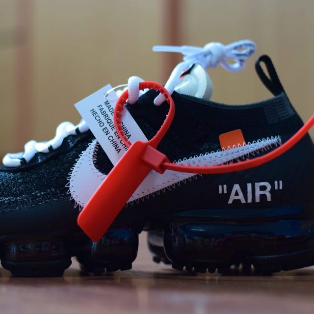 57be342dbde1 PRICE DROP  Off White x Nike AIR VaporMax