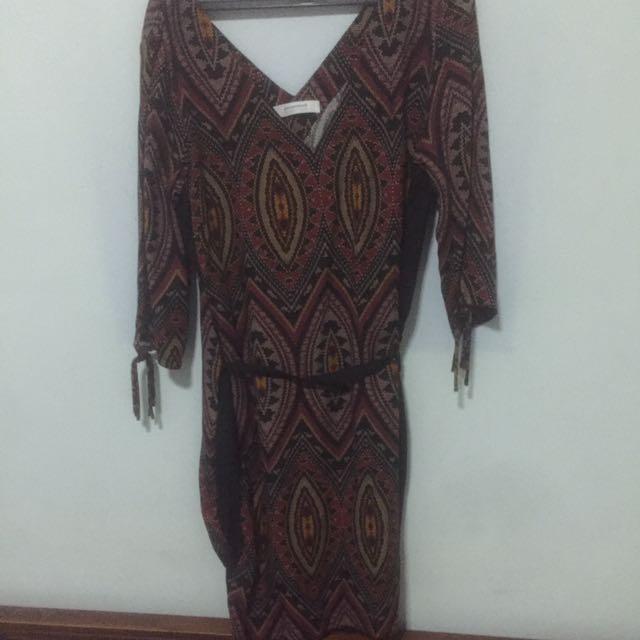 Promod ethnic dress