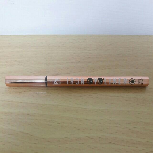 PSST36.8鋼鐵眼線液筆(栗子棕)