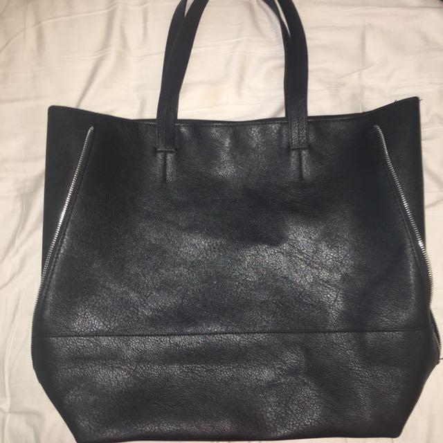 REDUCED‼️Forever 21 Black Bag