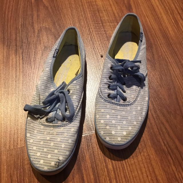 Repriced Keds polka shoes
