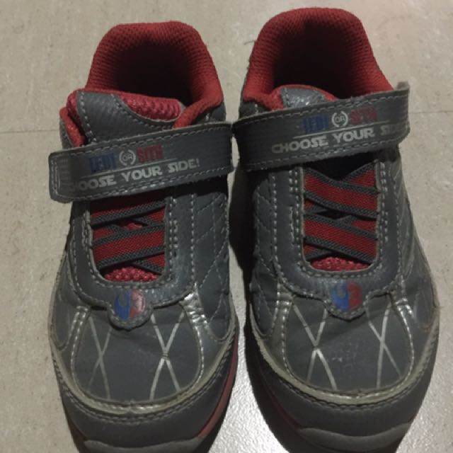 RE-PRICED!!! Pre-loved Stride Rite Boys Rubber Shoes STAR Wars