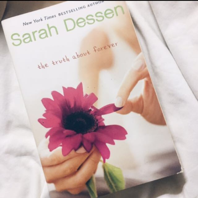 REPRICED The Truth About Forever by Sarah Dessen