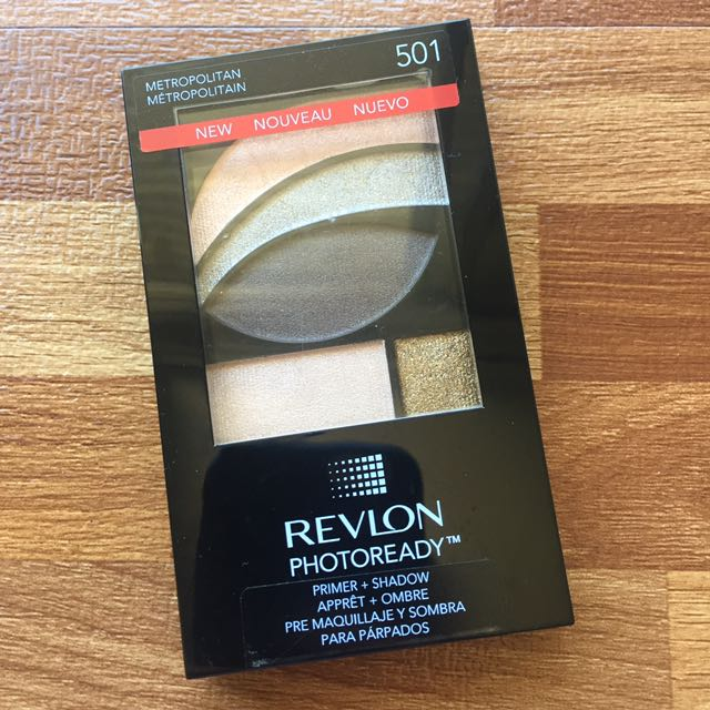 Revlon PhotoReady Eyeshadow + PrimerPalette