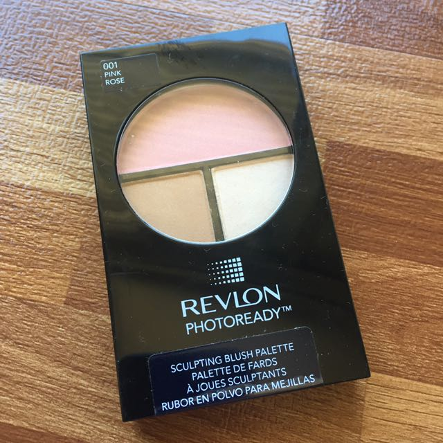 Revlon Sculpting Blush Palette