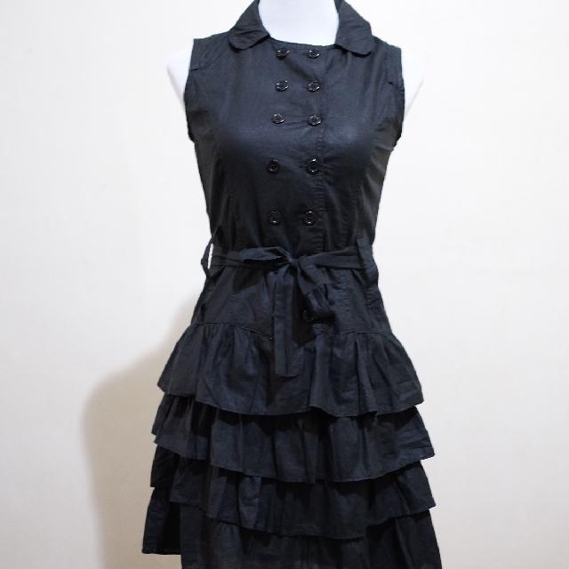 🍃Ruffled Dress