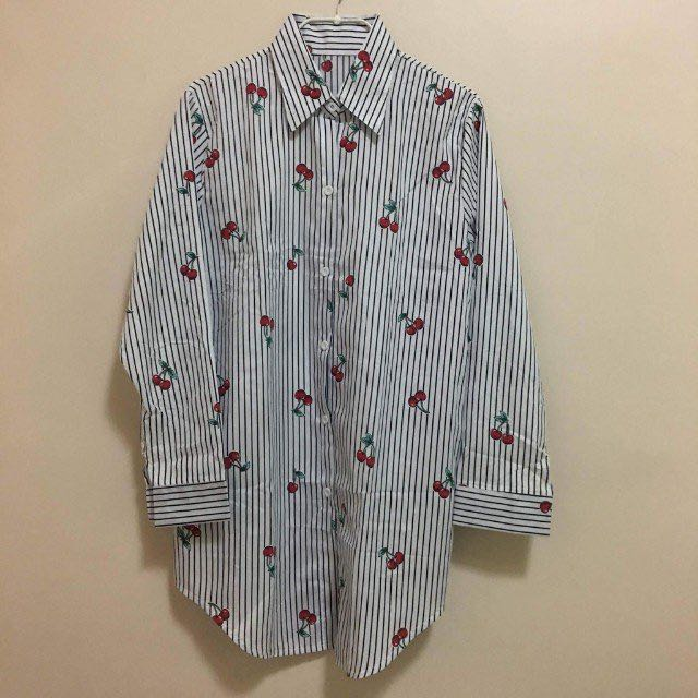 SALE Cherry Polo