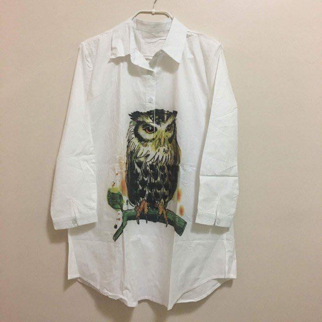 SALE Owl Polo