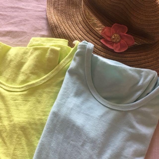 Scoopback Shirts