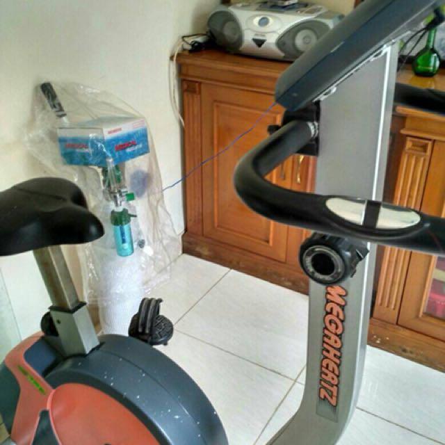 Sepeda Olah Raga Relent Megahertz