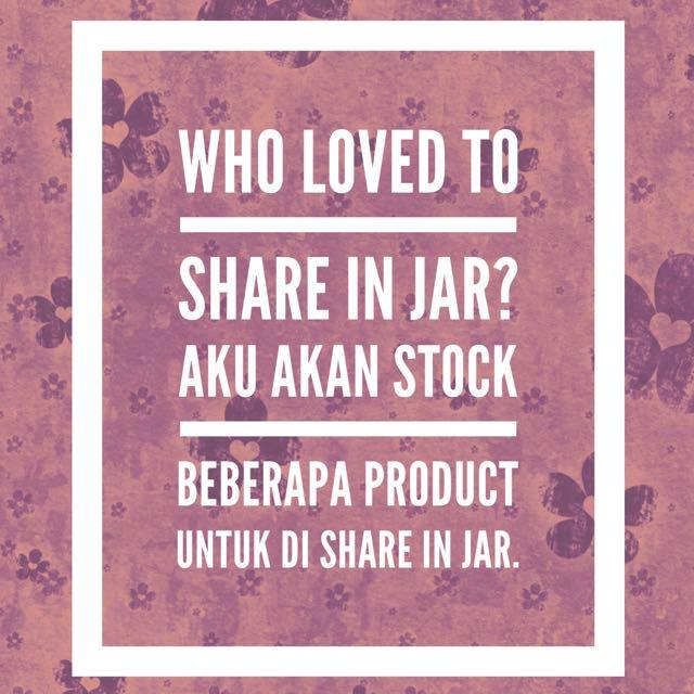 Share In Jar