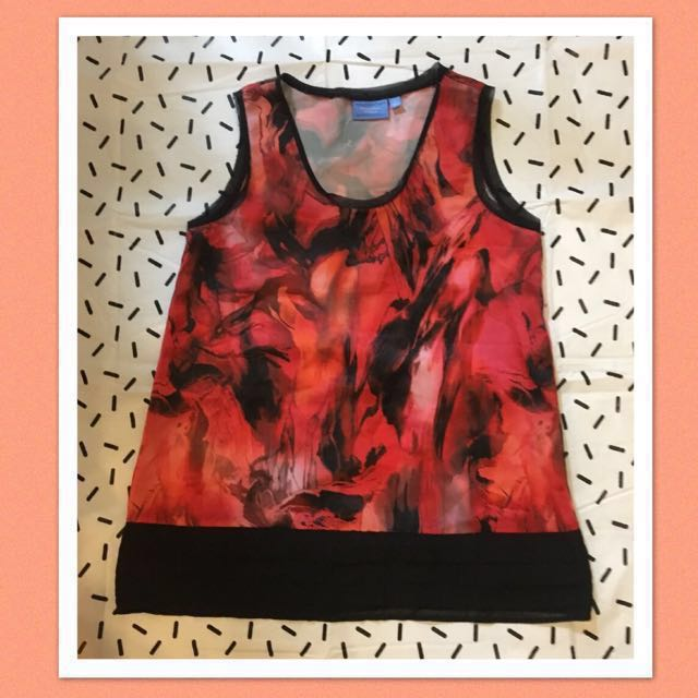 Simply Vera Top size 12