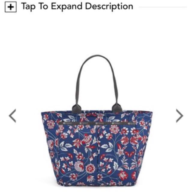 📌SOLD📌LeSportsac EveryGirl tote bag