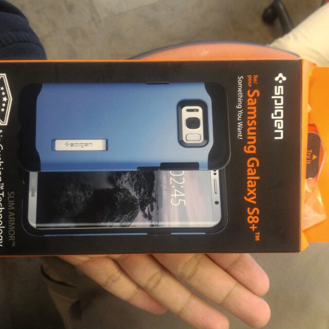 Spigen Samsung S8+ Original Case