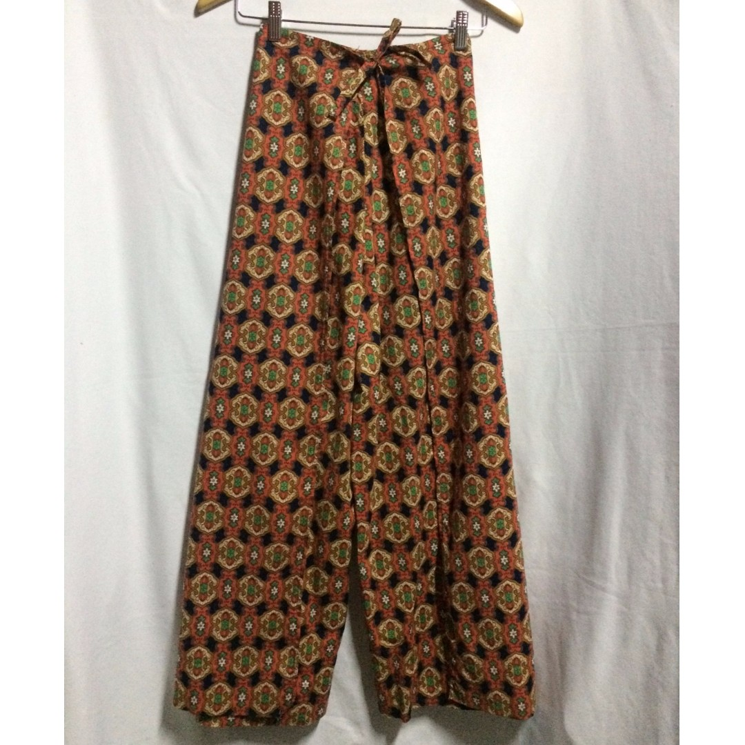 Square Pants (Wrap Around / Sarong)