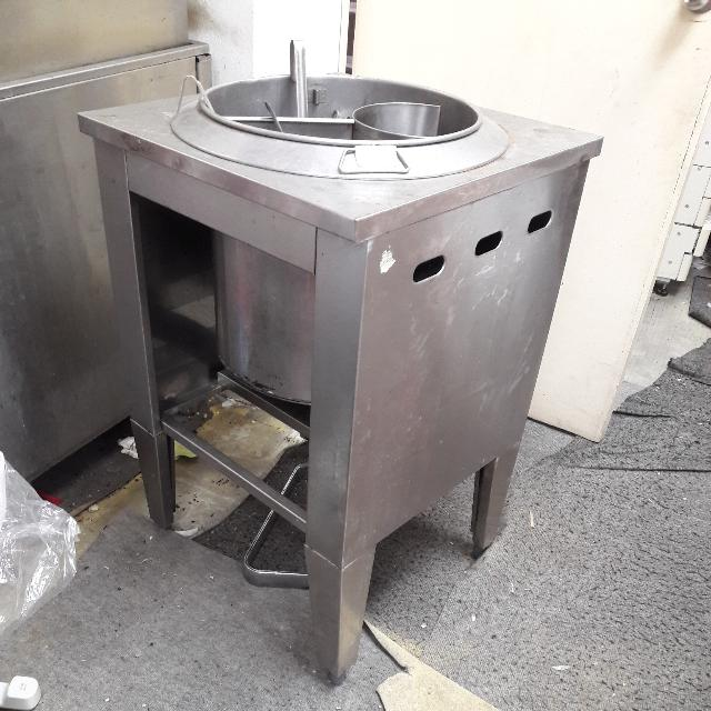 Stainless Steel Noodle Stall