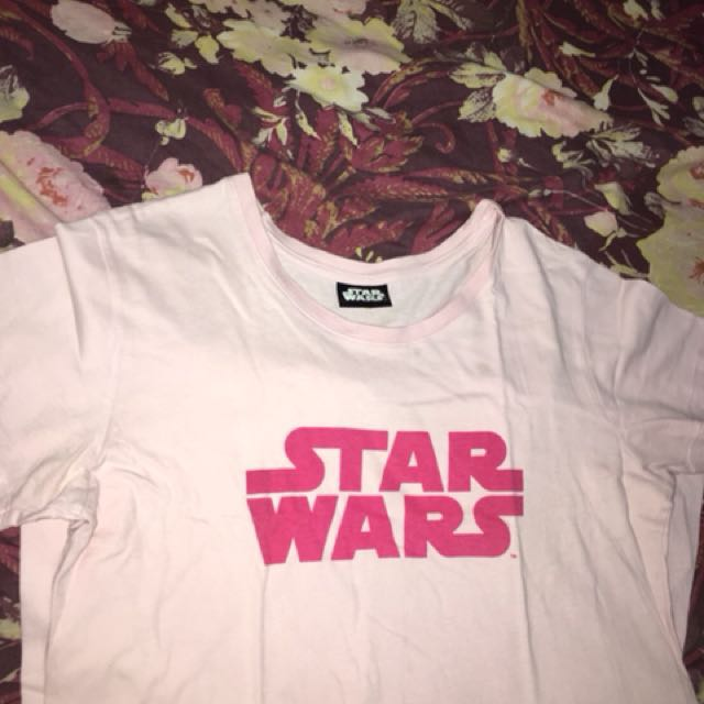 Star wars top by cotton on