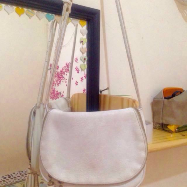 Strdivarius sling bag