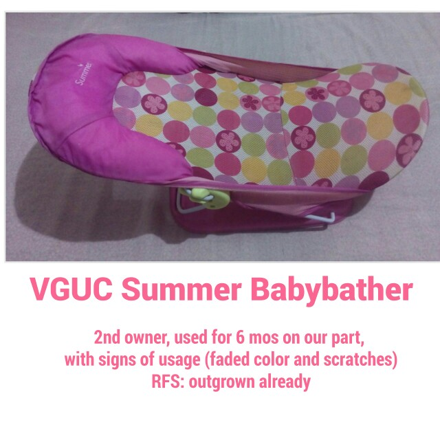 Summer Baby Bather
