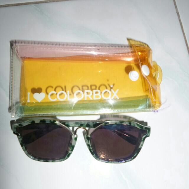 SUNGLASSES ColorBox