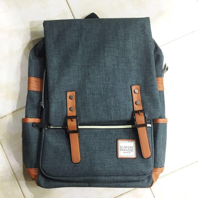 Surfers Paradise Australia Uni Bag Backpack Brand New Men S Fashion Bags Wallets On Carou