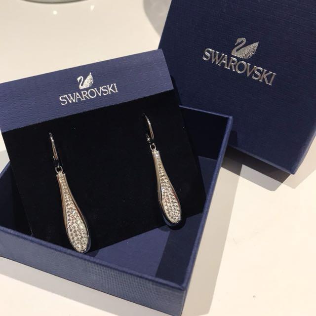 Swarovski earing