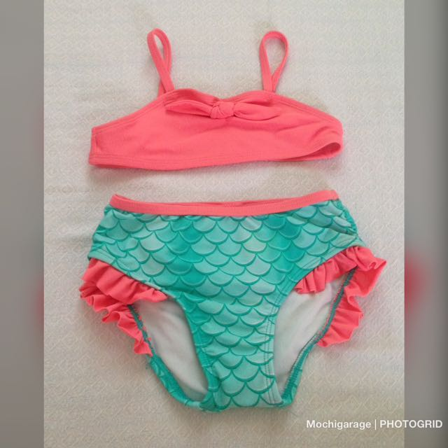 Swimsuit baju renang mermaid