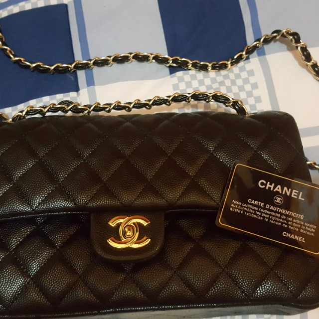 Tas Chanel Bag Grade AA++ Full set lengkap